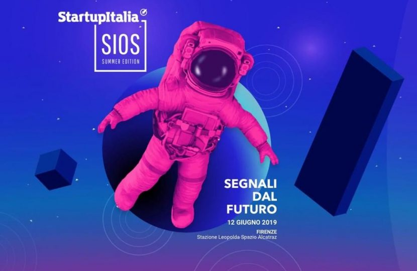 Start Italy all'Open Summit – Summer Edition